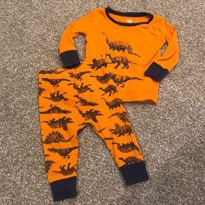 Old Navy Dino Pajama Set